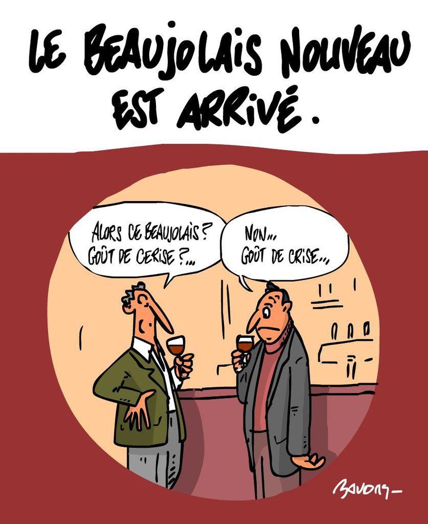« Jour J pour le Beaujolais nouveau qui souhaite se réinventer !! »