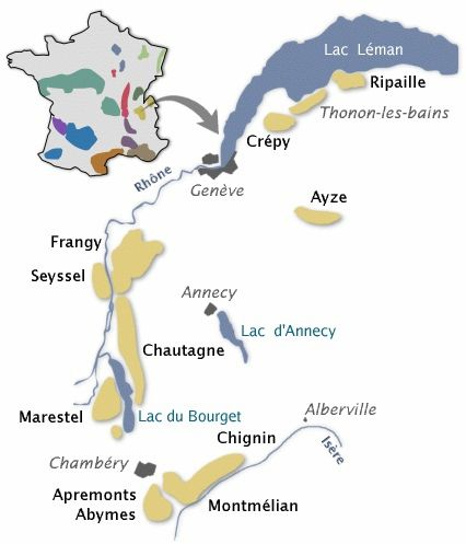 Mercredi 10 mai 2017 : « Domaine Louis Magnin, incontournable en Savoie  »