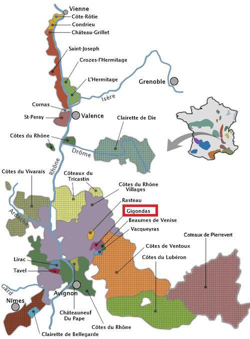 Mercredi 5 février 2020 : « Les cépages des côtes du Rhône blancs »