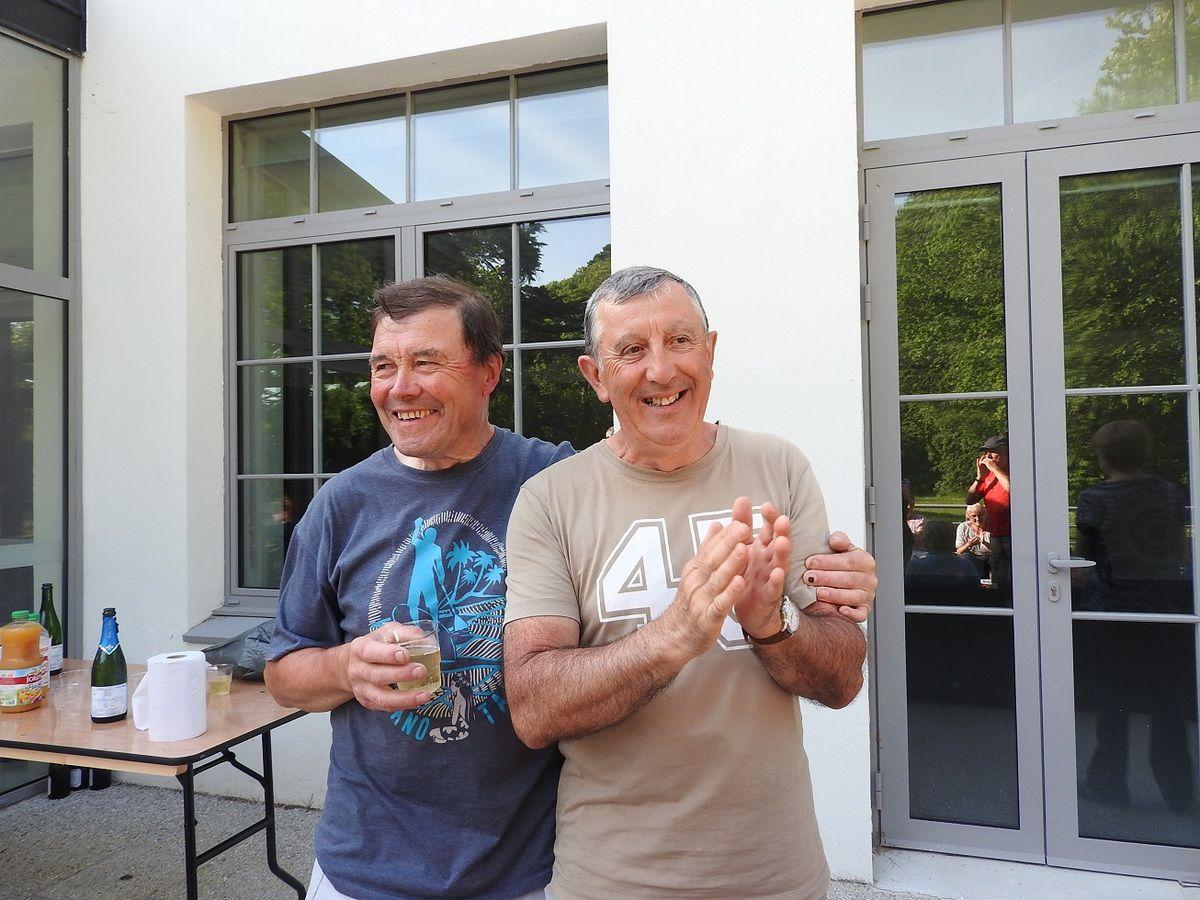 Jean-Paul et Philippe.