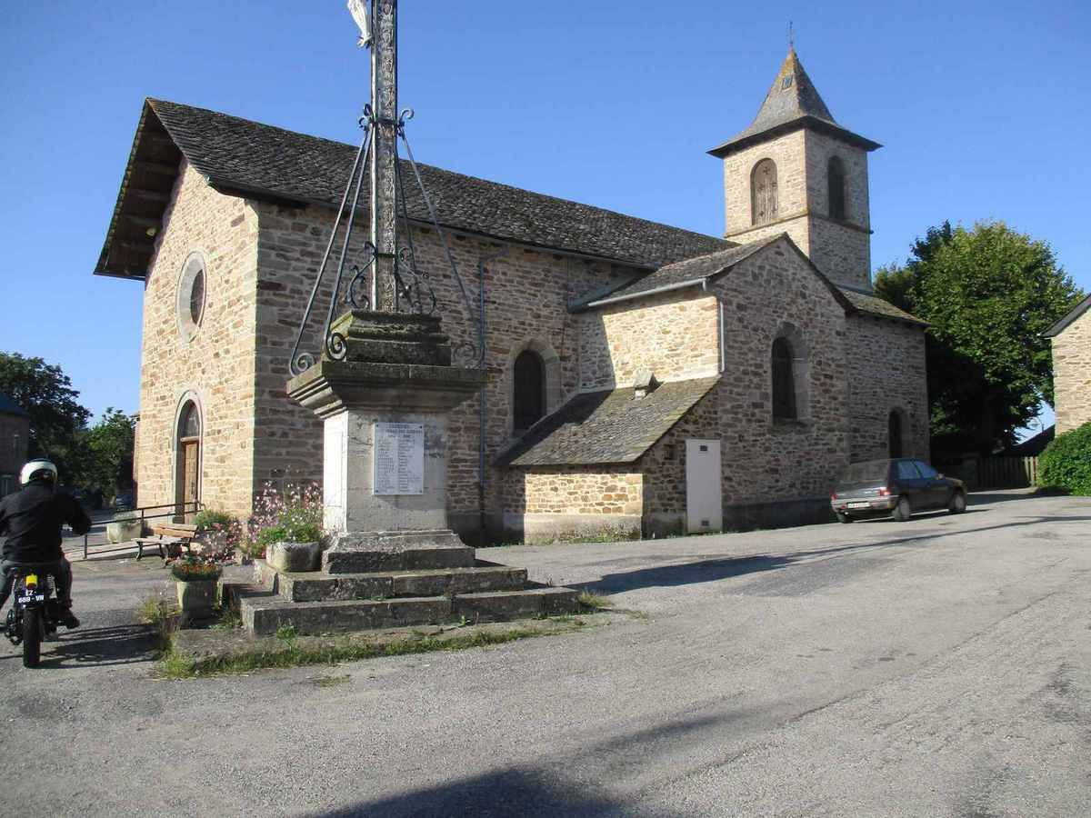 Cassagnes-Bégonhès, Août 2019