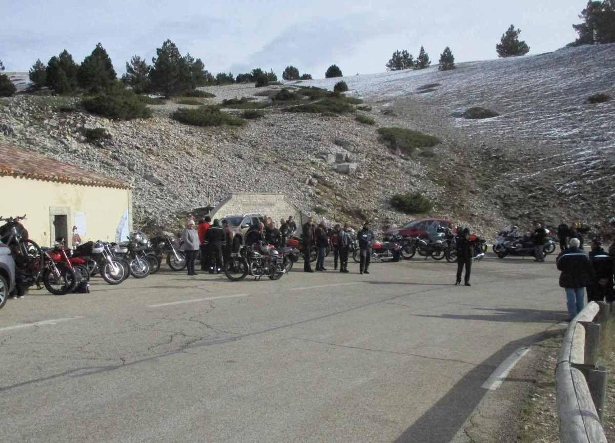 Le 11 novembre au Mont Ventoux