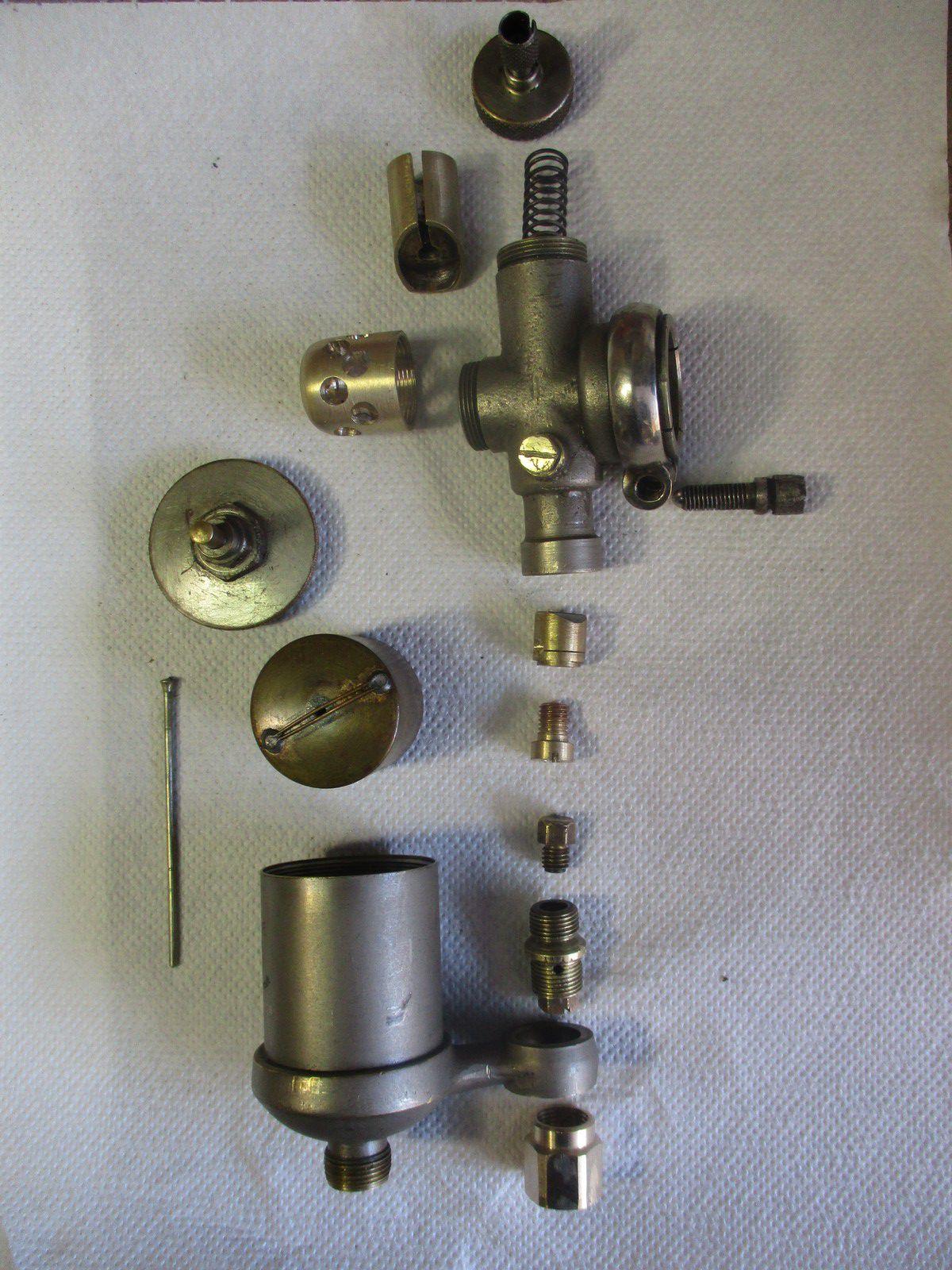Carburateur Gurtner type F Peugeot P 102