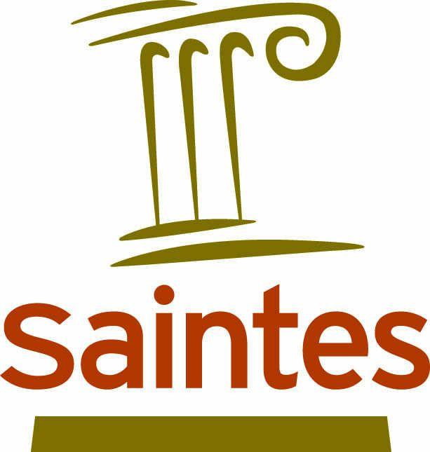 http://www.ville-saintes.fr/