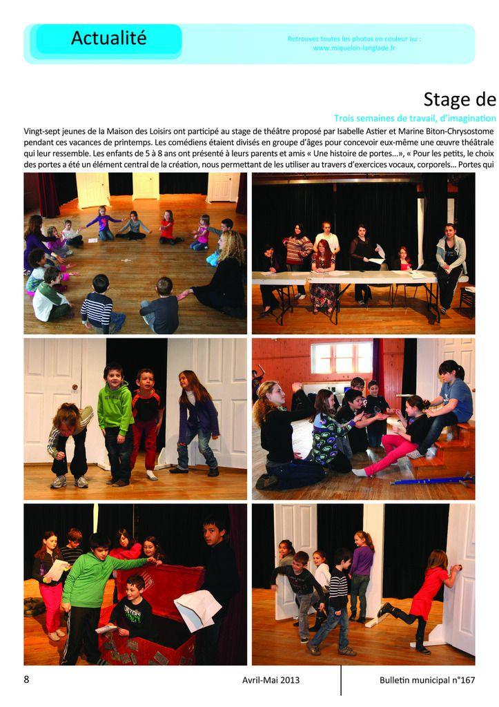Voyage au Coeur de la Création - Miquelon 2013