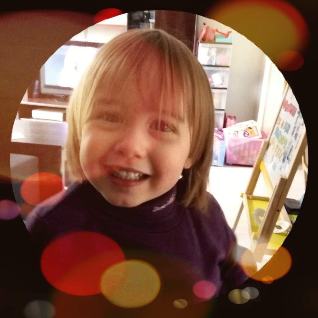 Aujourd hui ma petite fille leonie fête ses trois ans