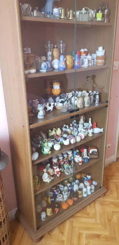 Et voici ma collection à présent. Et vous des anecdotes sur vos collections?