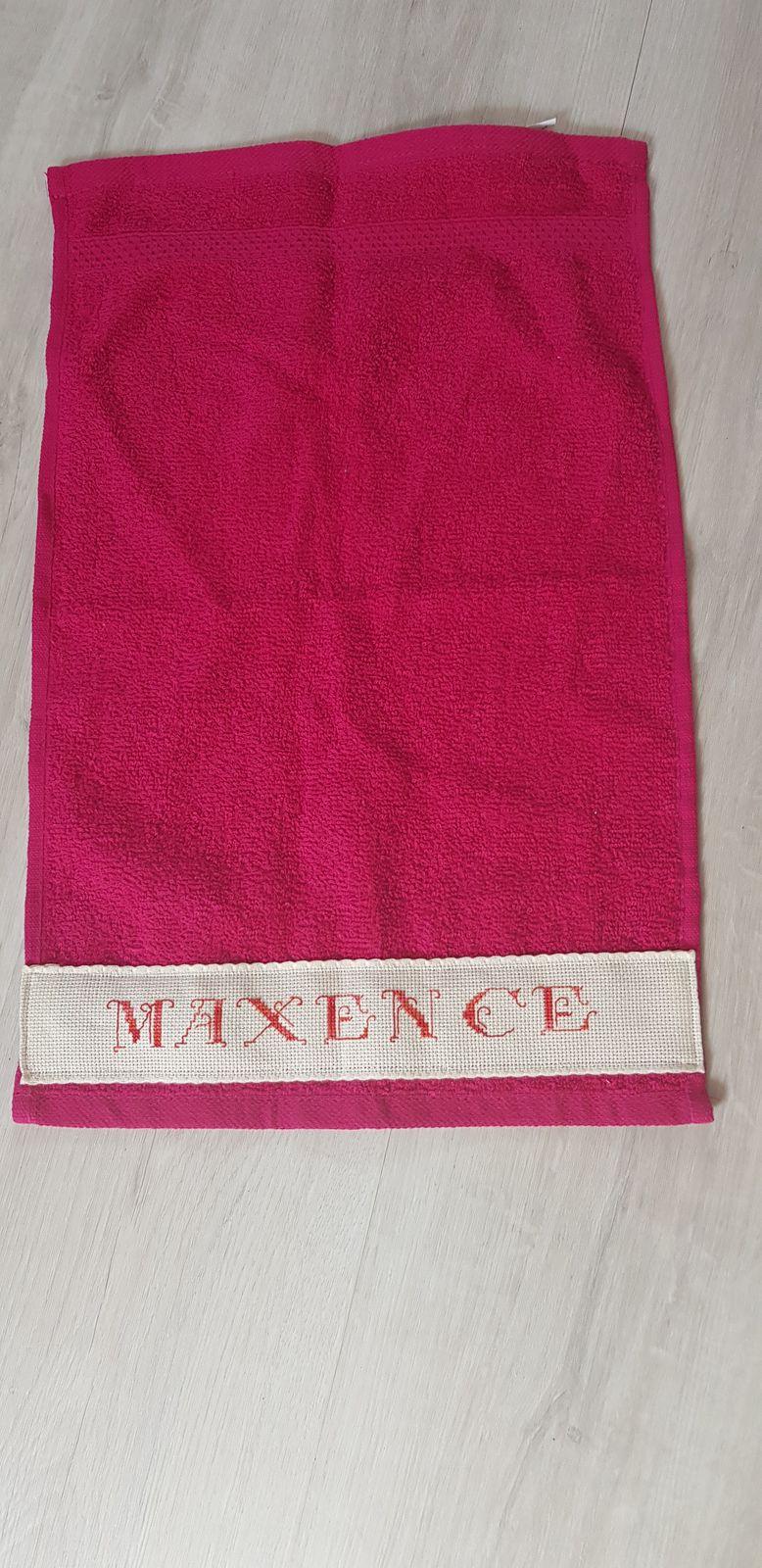 Encore des petites serviettes