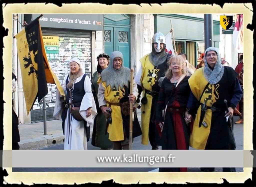 """Médiévales de la """"Rose d'Or"""""""