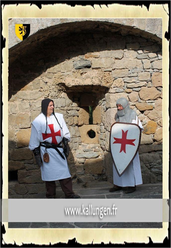 Médiévales de Sainte Eulalie de Cernon
