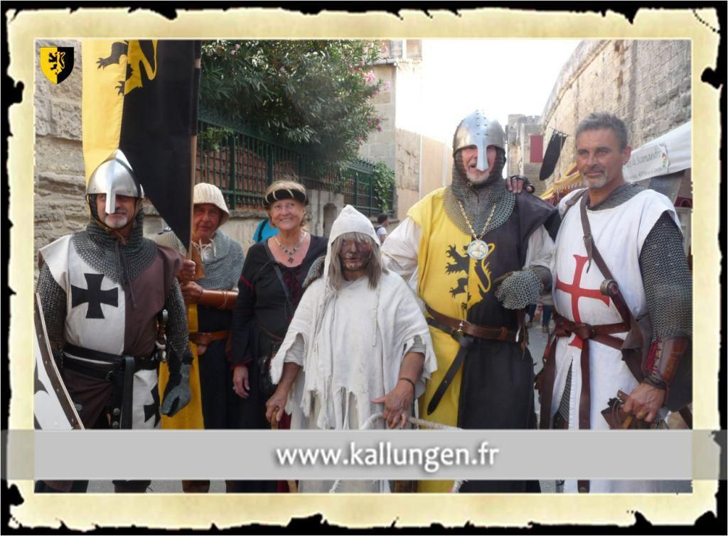 Fête de la Saint Louis - Aigues Mortes