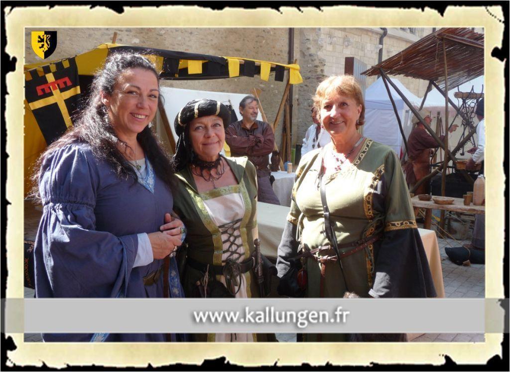 Fête Médiévale de Charlemagne aux Chevaliers