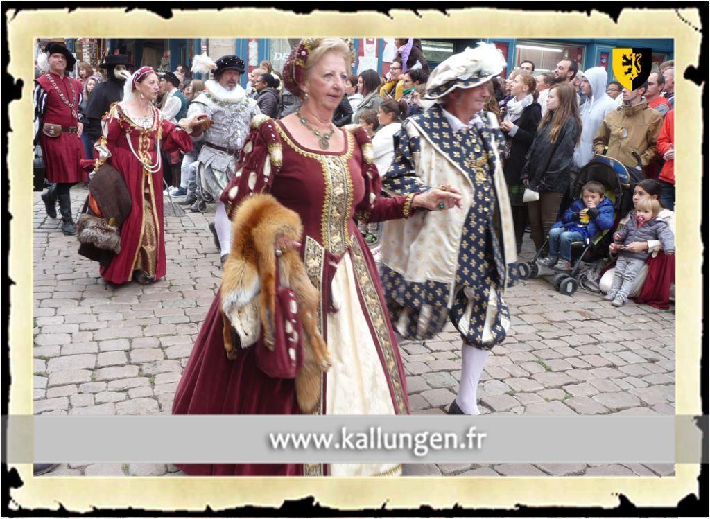 > Fête Renaissance du Roy l'Oiseau - Puy en Velay: