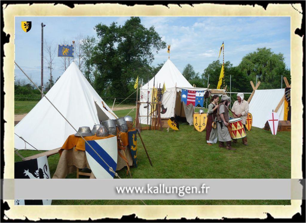 Fête Médiévale de Garnerans