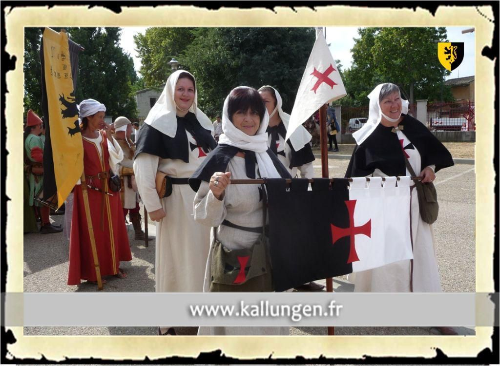 Fêtes de la Saint Louis - Aigues Mortes - 2018