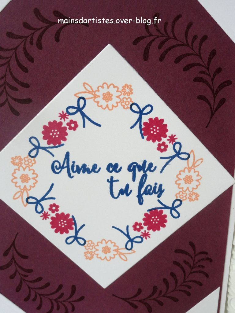 PICK A PENNANT,STAMPIN'UP!