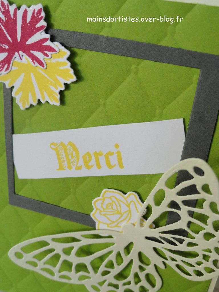IMPRESSIONS PRINTANIERES,STAMPIN'UP!