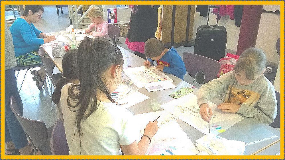Ateliers Enfants  :-))))