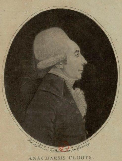 Anacharsis Cloots (1755-1794), prophète de la République universelle