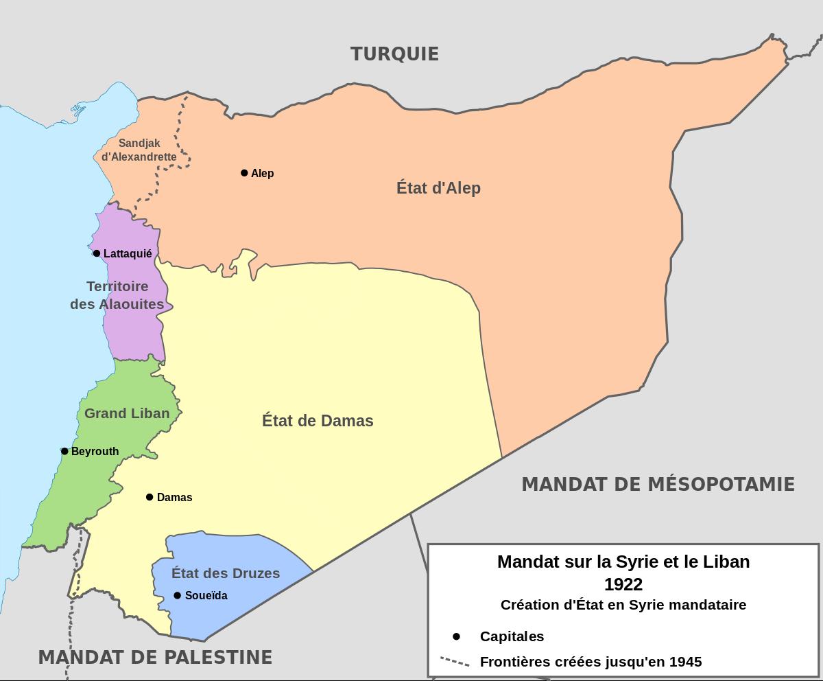 In memoriam : comment les Maronites du Liban ont perdu leur « foyer national chrétien »