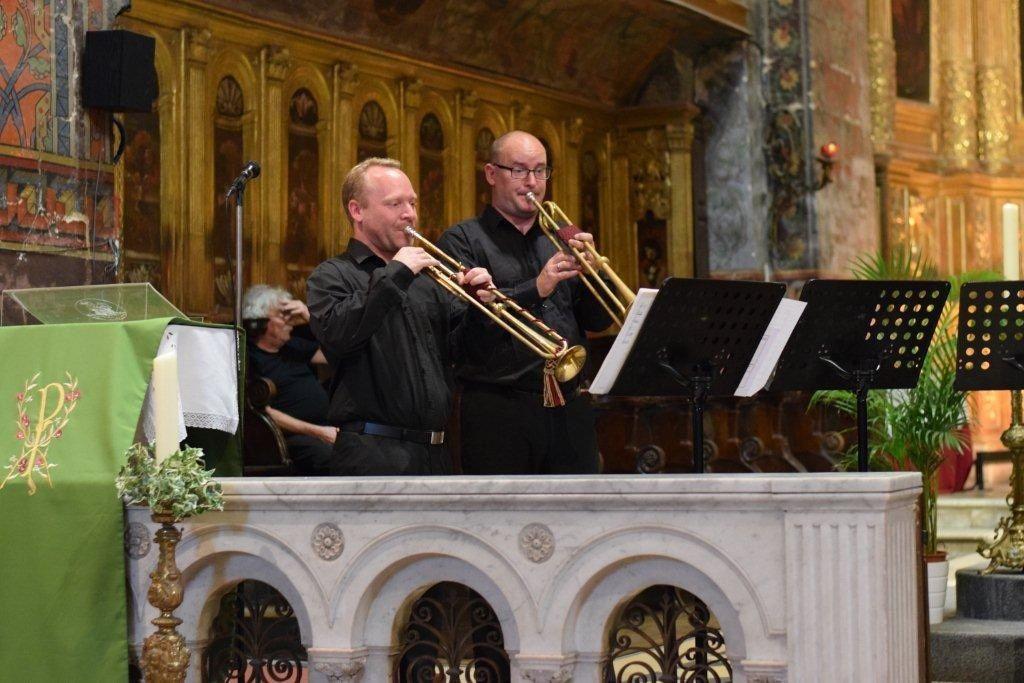 Cavaillon 9 août 2015 à 17h30 : Concert Orgue et Trompettes