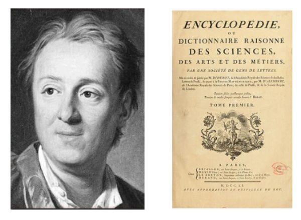 Diderot ou l'aventure de l'encyclopédie : 23 janvier à 14h30