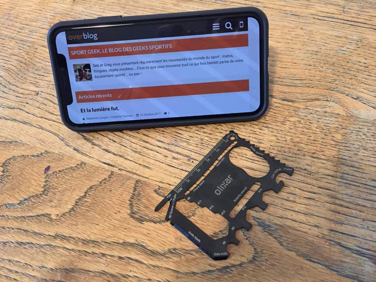Un Iphone X c'est le top, bien protégé c'est mieux !