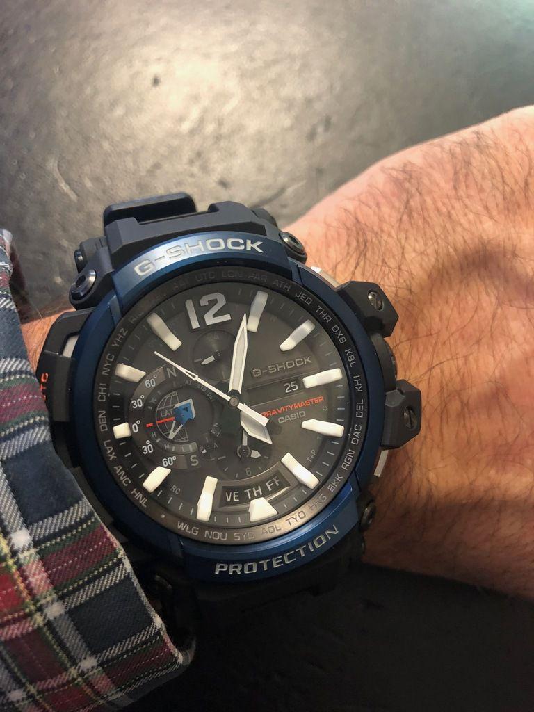 Une vraie montre d'aventurier