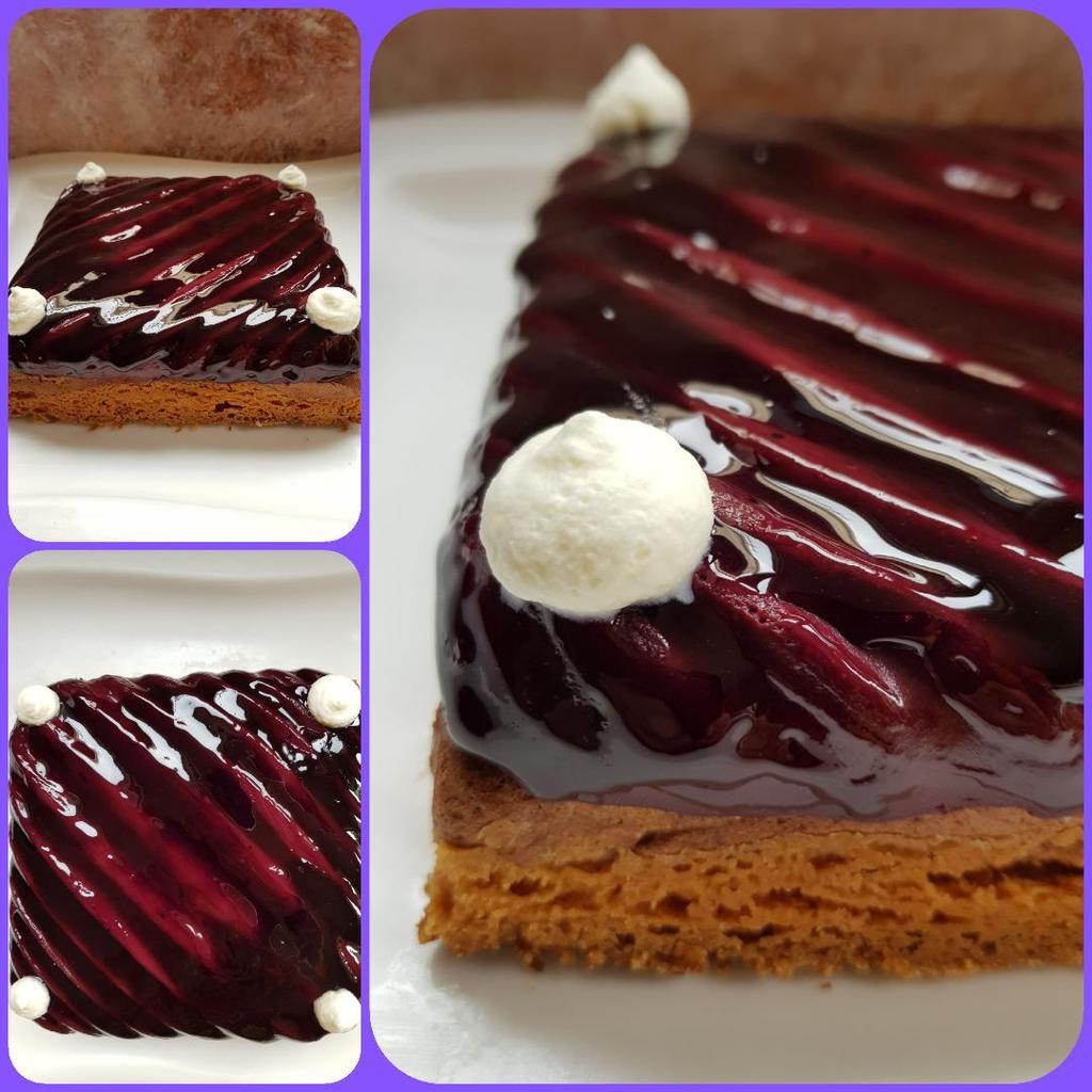 Fantastik Myrtilles violette chocolat