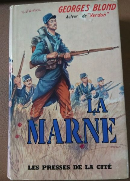 La Marne de Georges Blond