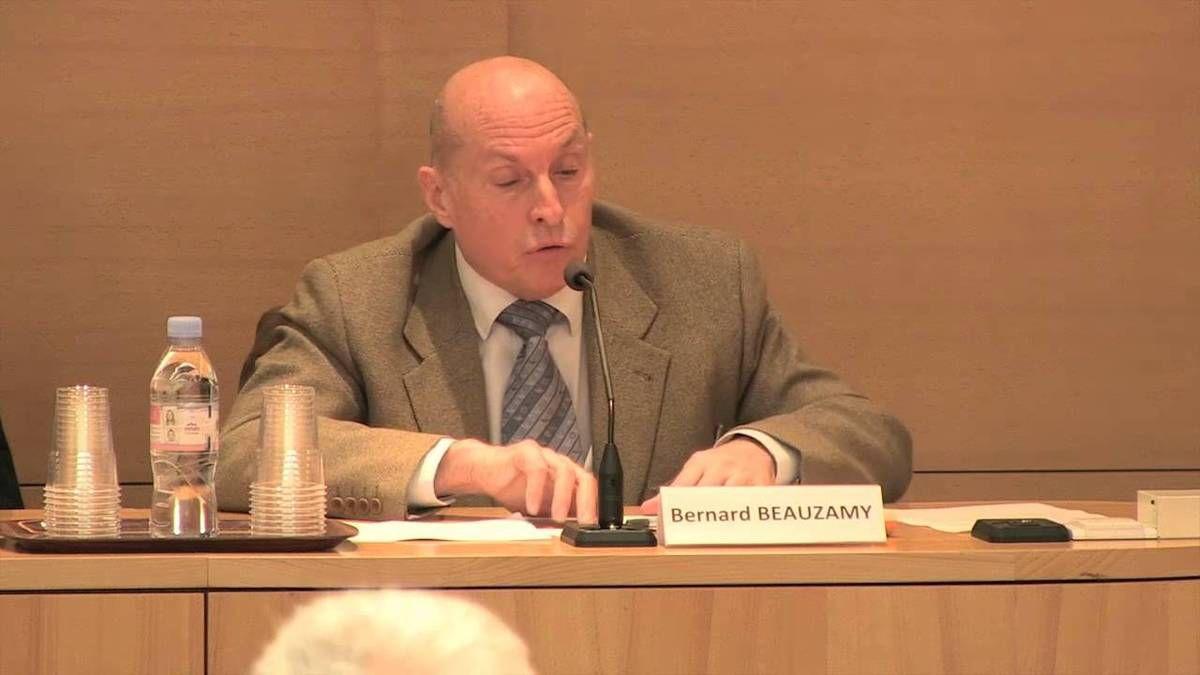Bernard Beauzamy : réchauffement climatique ?