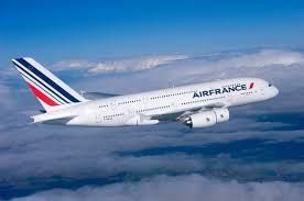Ecotaxe : chute d'Air France en bourse
