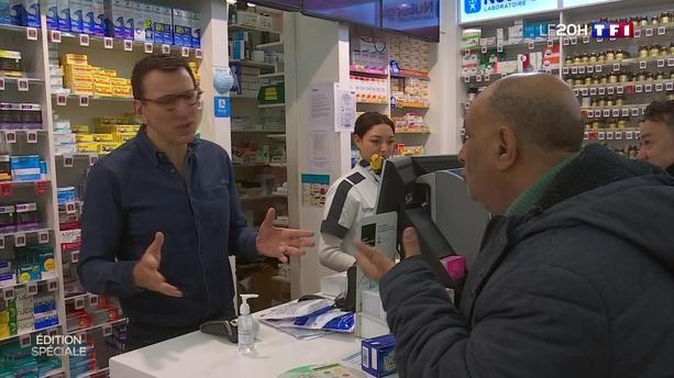 Les pharmacies au temps du Covid-19