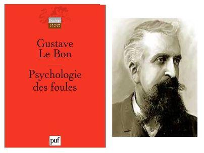 Psychologie des foules, de Gustave Le Bon