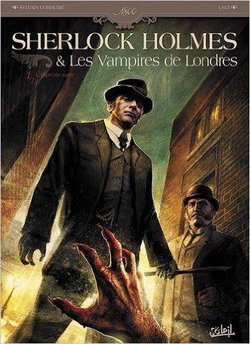 Sherlock Holmes et les victimes de Londres - Tome 1