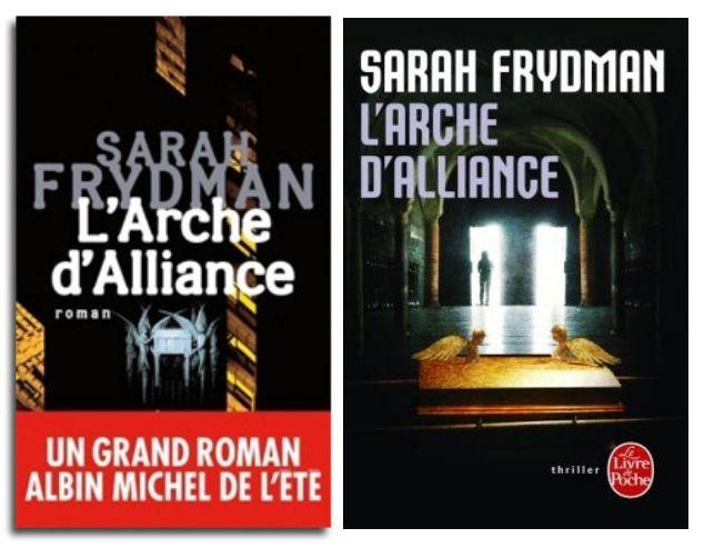 L'arche d'alliance, de Sarah Frydman