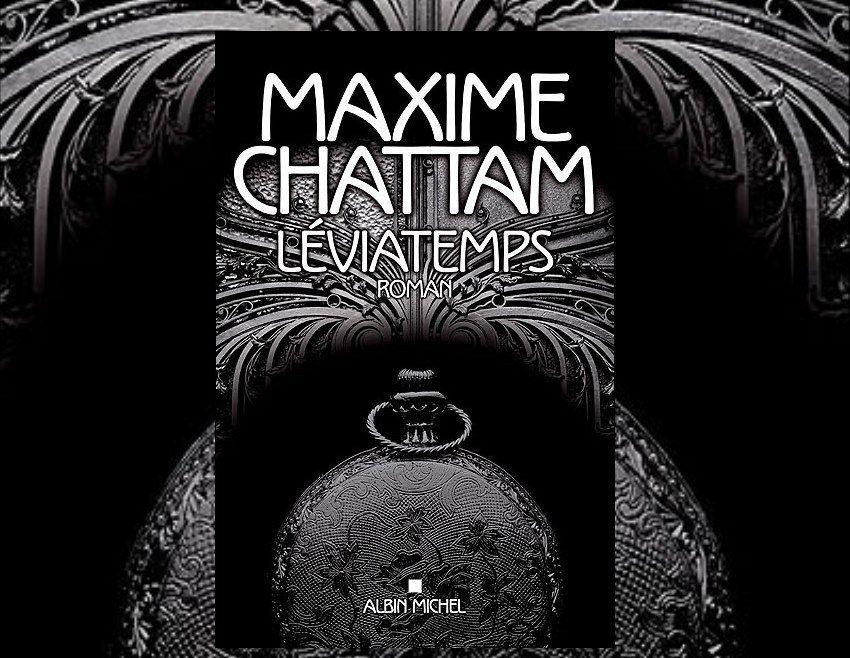 Léviatemps, de Maxime Chattam