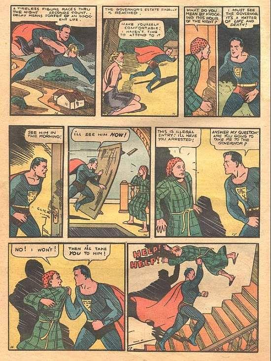 La 1ère apparition de Superman, vendue 1 million de dollars