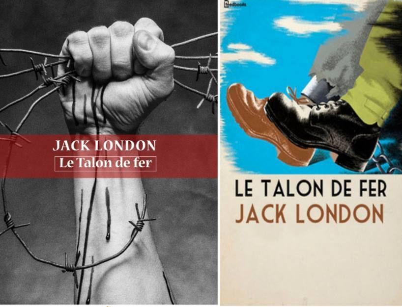 Le talon de fer, de Jack Landon