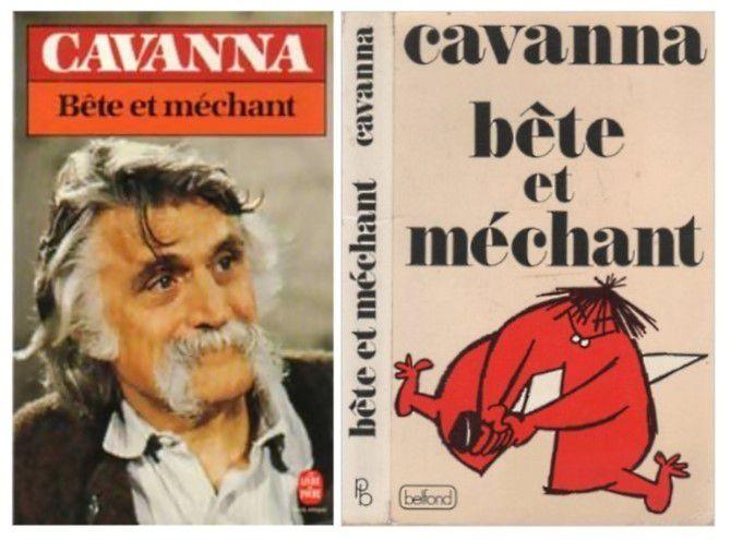 Bête et méchant, de François Cavanna