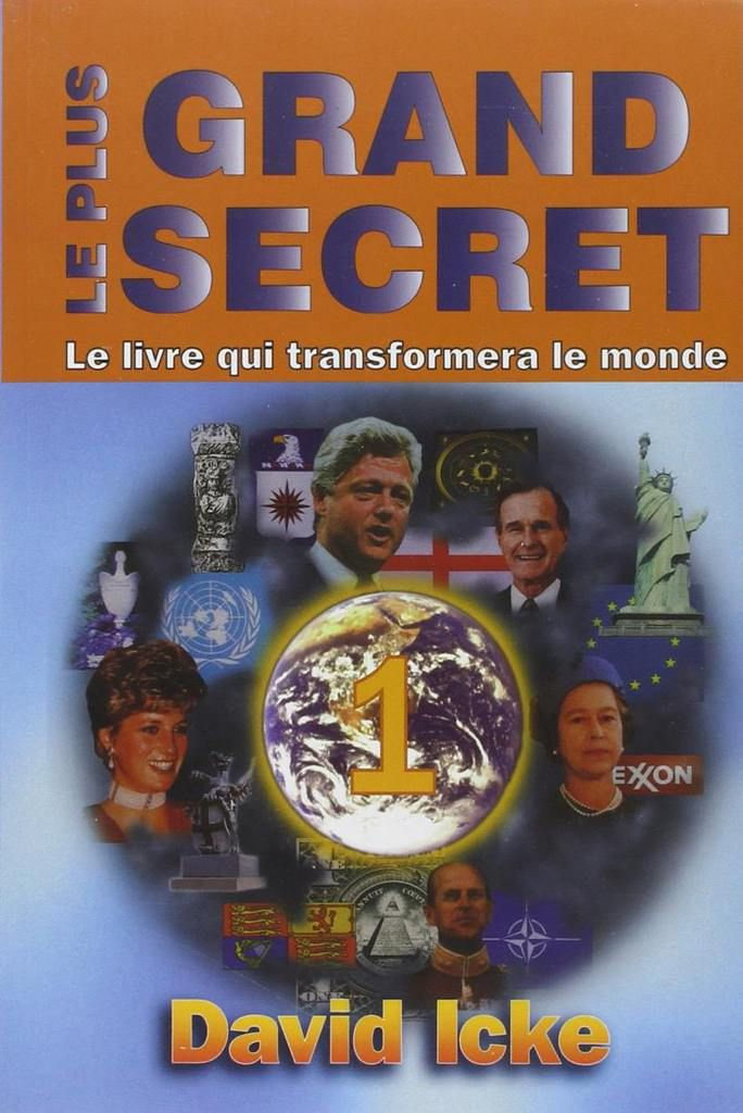 Le plus grand secret (Tome 1), de David Icke
