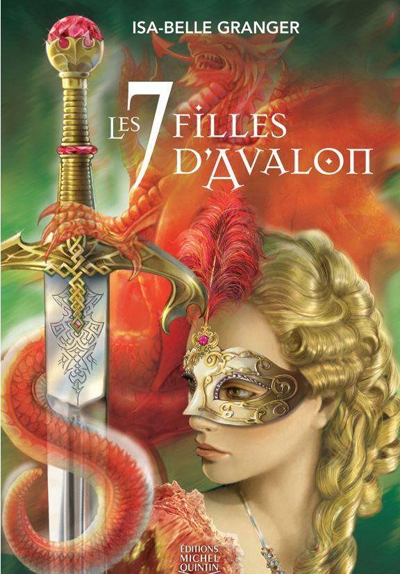 Les 7 filles d'Avalon, d'Isabelle Granger