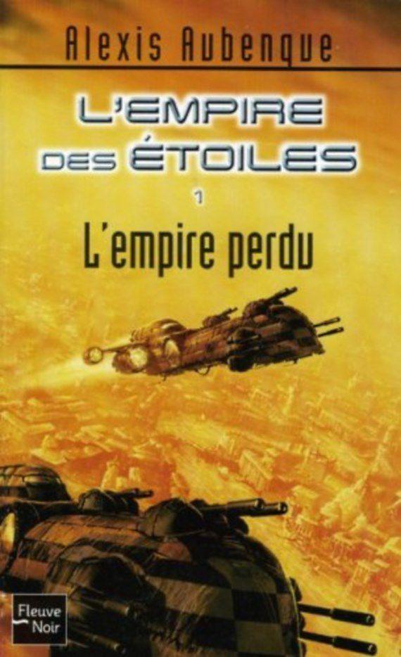 L'EMPIRE PERDU, d'Alexis Aubenque