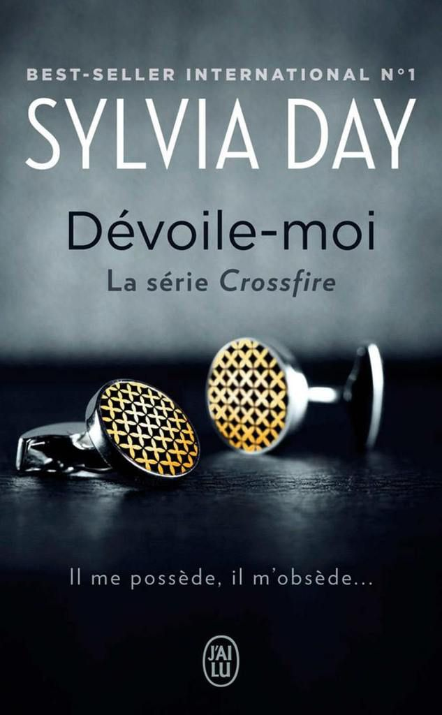 Dévoile-moi, de Sylvia Day