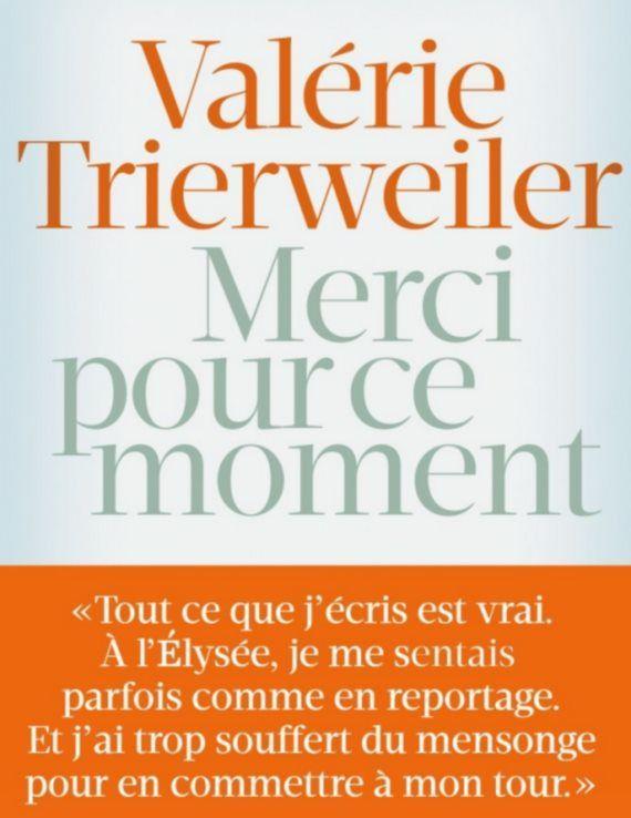 Merci pour ce moment, de Valérie Trierweiler