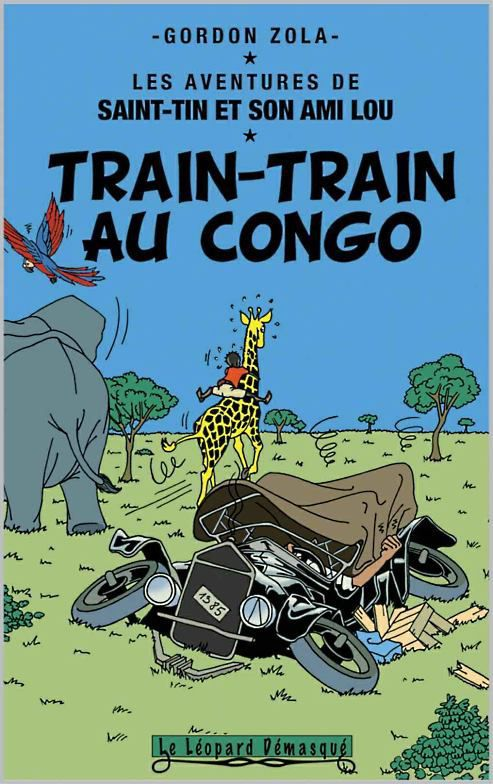 Train-Train au Congo, de Gordon Zola