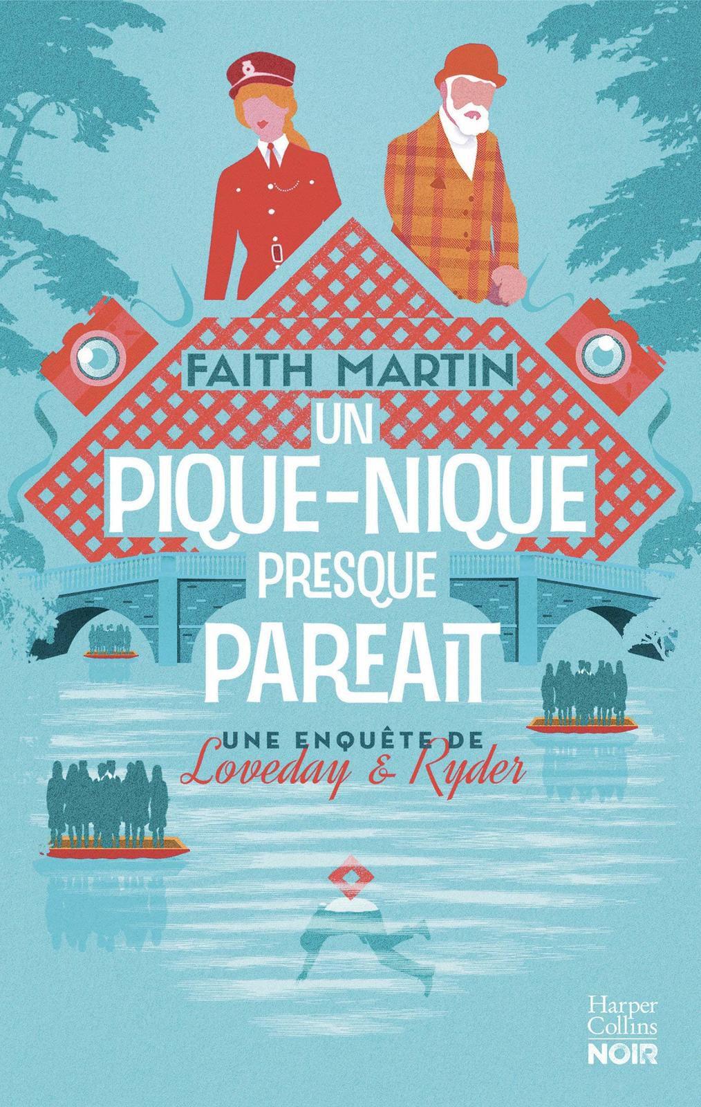 """""""un pique-nique presque parfait, de Faith Martin"""" - """"www.audetourdunlivre.com"""""""