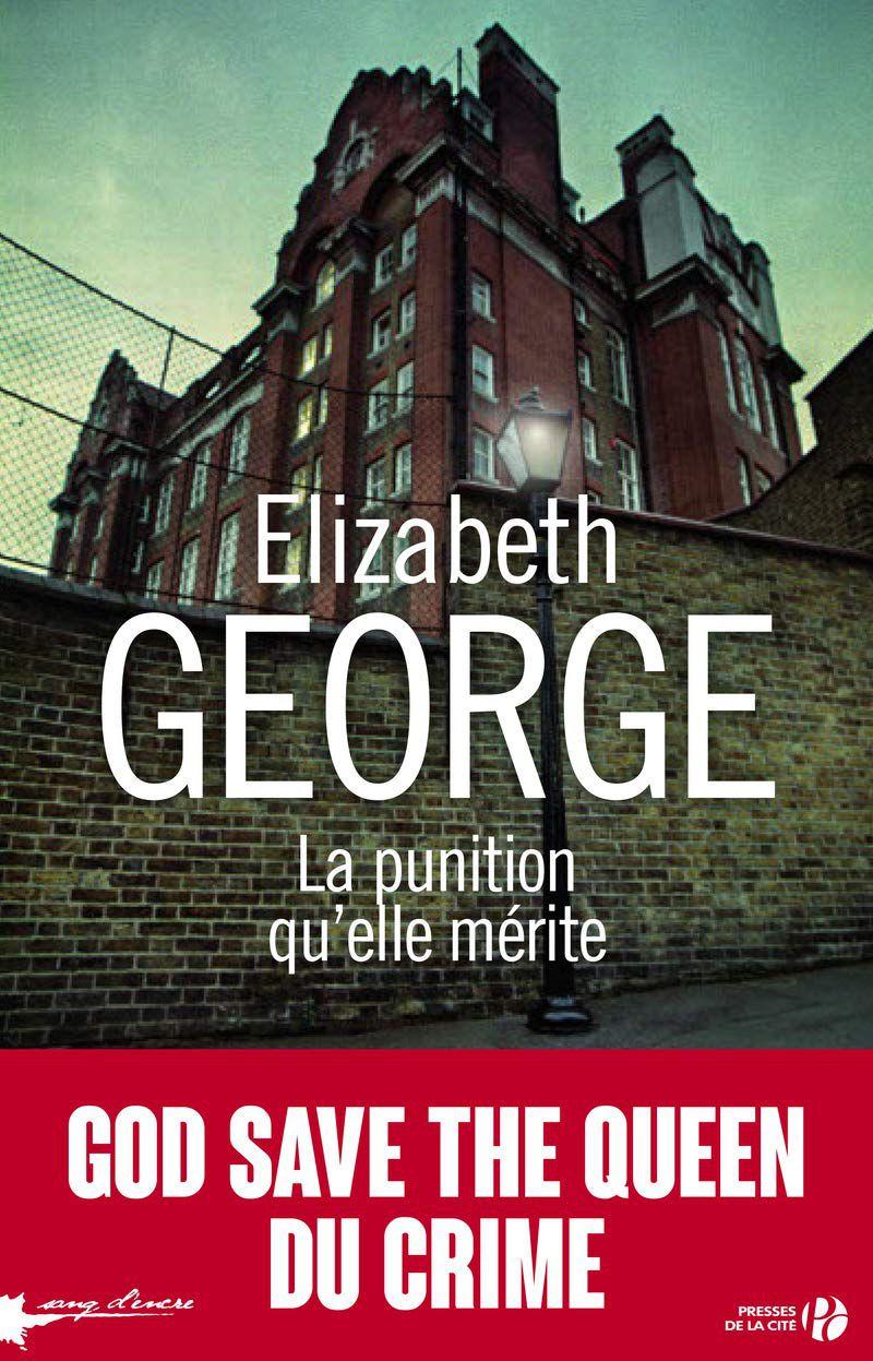 """""""La punition qu'elle mérite - Elizabeth George"""" - """"www.audetourdunlivre.com"""""""