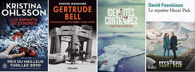 """Livres lus - """"audetourdunlivre.com"""""""