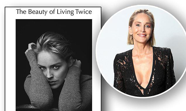 The Beauty of Living Twice - Sharon Stone